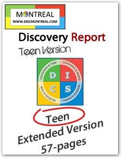 teen personality